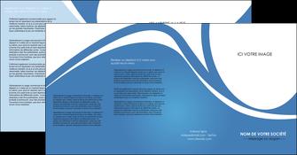 personnaliser maquette depliant 4 volets  8 pages  texture contexture structure MIF32787