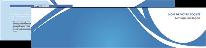 faire depliant 2 volets  4 pages  texture contexture structure MLGI32817