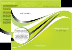 maquette en ligne a personnaliser depliant 3 volets  6 pages  texture contexture structure MLIG32901