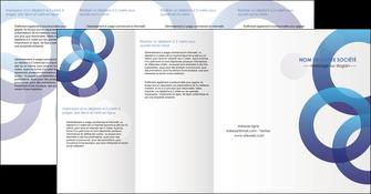 maquette en ligne a personnaliser depliant 4 volets  8 pages  texture contexture structure MLGI33135
