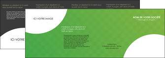 exemple depliant 4 volets  8 pages  texture contexture structure MIF33225