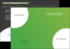 modele en ligne depliant 2 volets  4 pages  texture contexture structure MIF33229