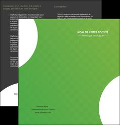 exemple depliant 2 volets  4 pages  texture contexture structure MIF33233