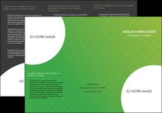 modele en ligne depliant 3 volets  6 pages  texture contexture structure MIF33239