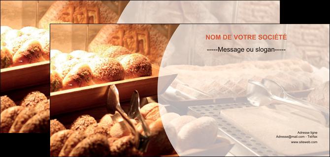 imprimerie flyers boulangerie pain brioches boulangerie MLGI33273