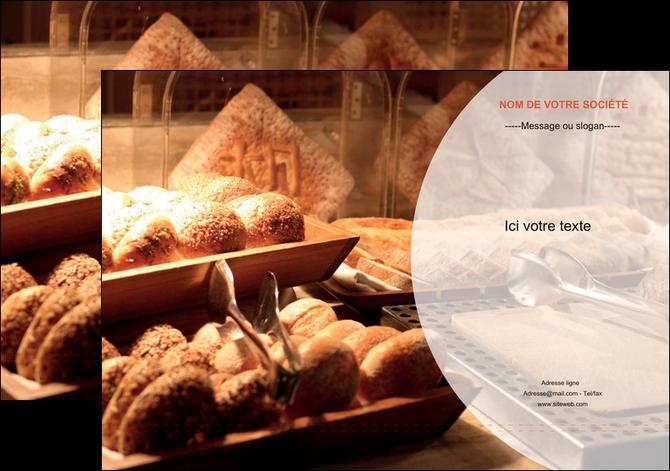 faire modele a imprimer pochette a rabat boulangerie pain brioches boulangerie MLGI33281