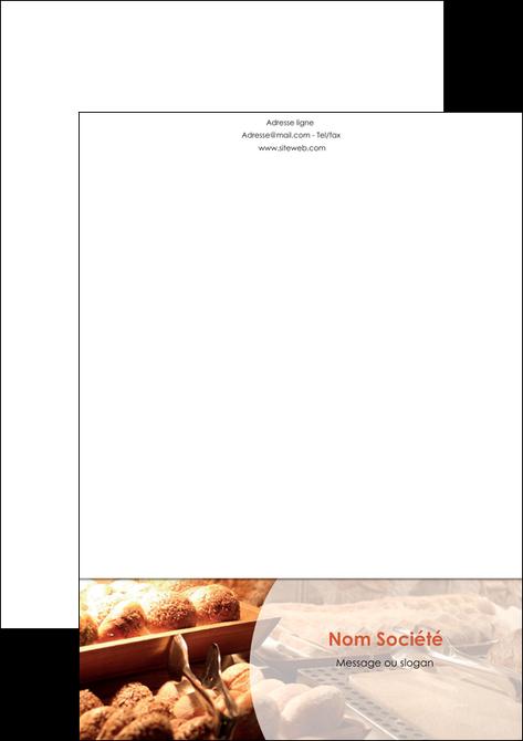 faire tete de lettre boulangerie pain brioches boulangerie MLGI33287