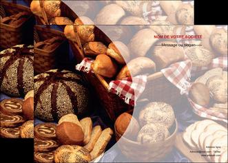 impression affiche boulangerie pain boulangerie patisserie MIF33527