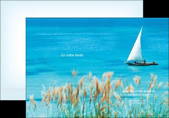 modele pochette a rabat paysage faire part de mariage carte de mariage invitation mariage MIS33773