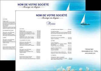 personnaliser modele de set de table paysage faire part de mariage carte de mariage invitation mariage MIS33795
