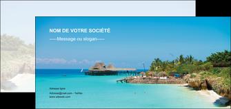 cree flyers paysage plage vacances tourisme MLGI33833