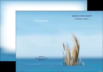 imprimerie pochette a rabat paysage plante nature ciel MLGI33895
