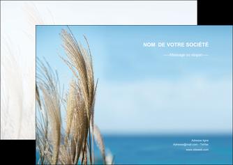 creation graphique en ligne flyers paysage plante nature ciel MLGI33911