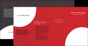 impression depliant 4 volets  8 pages  texture contexture structure MLGI33919