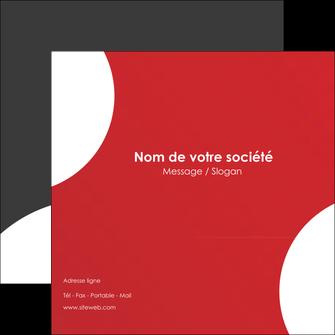 Impression tract publicitaire gratuit  tract-publicitaire-gratuit Flyers Carré 12 x 12 cm
