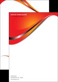 maquette en ligne a personnaliser flyers texture contexture structure MLGI33963