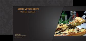 creation graphique en ligne flyers pizzeria et restaurant italien pizza pizzeria restaurant italien MLGI34017