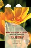 modele en ligne carte de visite agriculture fleurs bouquetier horticulteur MLGI34139