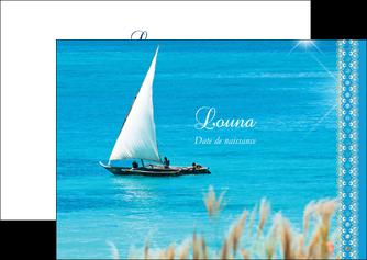 imprimer flyers paysage faire part de mariage carte de mariage invitation mariage MIS34239