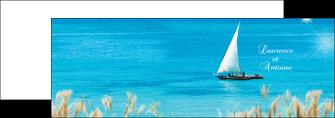 maquette en ligne a personnaliser depliant 2 volets  4 pages  paysage faire part de mariage carte de mariage invitation mariage MIS34247