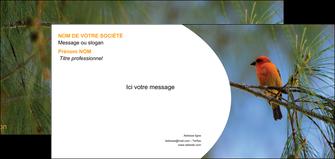imprimer carte de correspondance paysage nature parc naturel animaux parc naturel des oiseaux MLGI34267