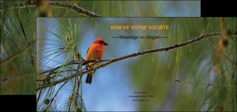 creer modele en ligne flyers paysage nature parc naturel animaux parc naturel des oiseaux MLGI34269