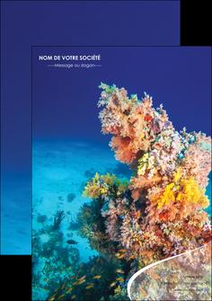 imprimer affiche plongee  plongee plongee sous marine centre de plongee MLGI34383