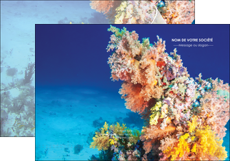 imprimer pochette a rabat plongee  plongee plongee sous marine centre de plongee MLGI34395