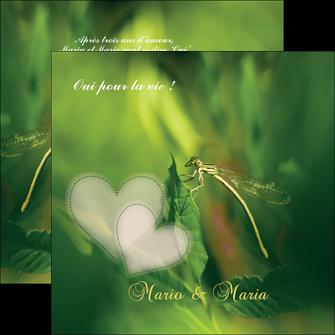 faire flyers faire part de mariage carte de mariage invitation mariage MLGI34449