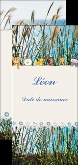 personnaliser modele de flyers faire part de naissance carte de naissance carton invitation naissance MLIG34827