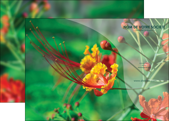 faire modele a imprimer affiche fleuriste et jardinage nature colore couleurs MLGI34917