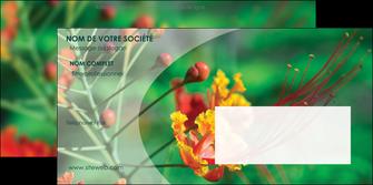 modele enveloppe fleuriste et jardinage nature colore couleurs MLGI34929