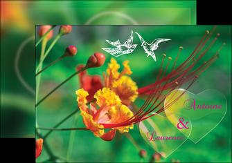 modele en ligne flyers nature colore couleur MLGI34943