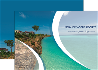 faire modele a imprimer affiche sejours mer plage bord de mer MLGI35047
