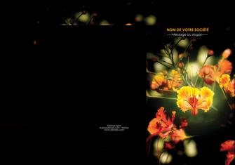 faire modele a imprimer pochette a rabat fleuriste et jardinage fleurs printemps jardin MLIG35167