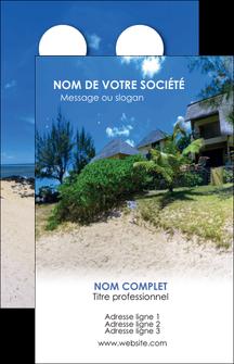 realiser carte de visite sejours agence immobilier ile maurice villa MIS35211
