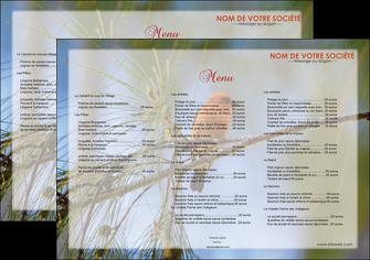 creer modele en ligne set de table parc oiseaux colore MLGI36311