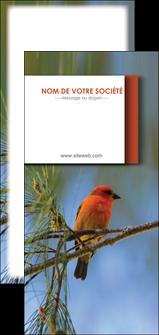 imprimerie flyers parc oiseaux colore MLGI36313