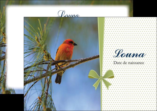 cree flyers oiseau nature arbre MLGI36345
