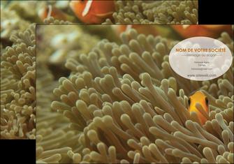 modele en ligne pochette a rabat animal nemo macro original MLGI36429