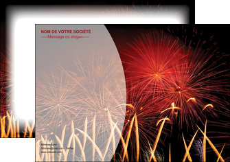 exemple affiche 14 juillet feux dartifice artificier MLGI36637