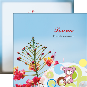 modele flyers couleur fleur liberte MIF36779
