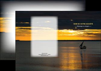 modele en ligne pochette a rabat sejours pirogue couche de soleil mer MLGI36947