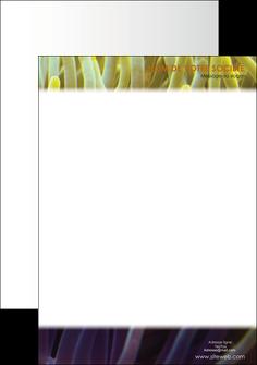 imprimerie tete de lettre animal originale belle photo idee MLGI37453