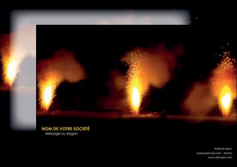 maquette en ligne a personnaliser affiche evenement evenementiel lumiere MID37517