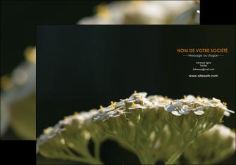 creation graphique en ligne pochette a rabat fleuriste et jardinage plantes cactus fleurs MLGI37665