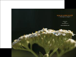 modele pochette a rabat fleuriste et jardinage plantes cactus fleurs MLGI37667