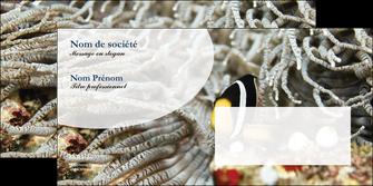 personnaliser modele de enveloppe animal poisson plongee nature MLGI37933