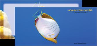 faire flyers poisson et crustace poissons mer ocean MIF38881