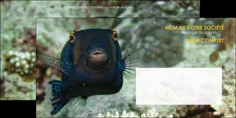 faire enveloppe animal poisson sous marine nature MIF40227